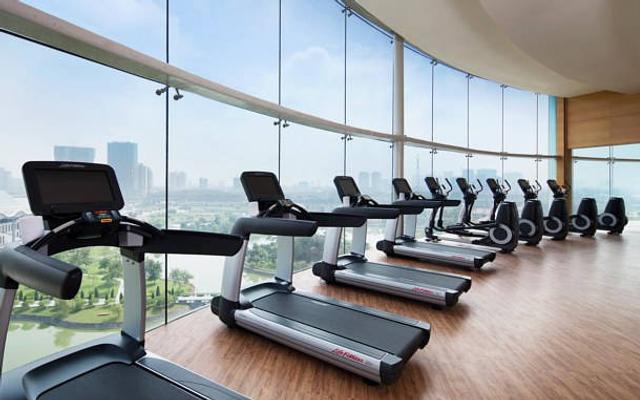 Fitness - JW Marriott Hotel Hanoi