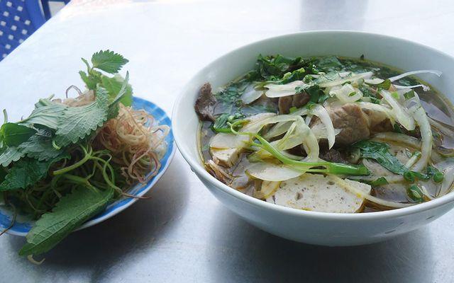 Bún Bò Huế O Diện - Lê Văn Lương