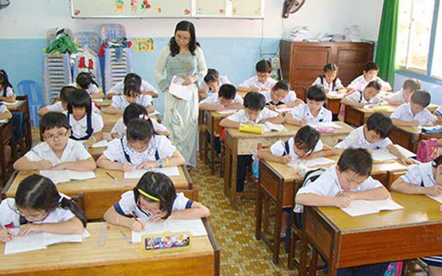 Trường Tiểu Học Tuyên Quang - Triệu Quang Phục