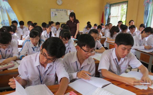 Trường THPT Hồng Đức