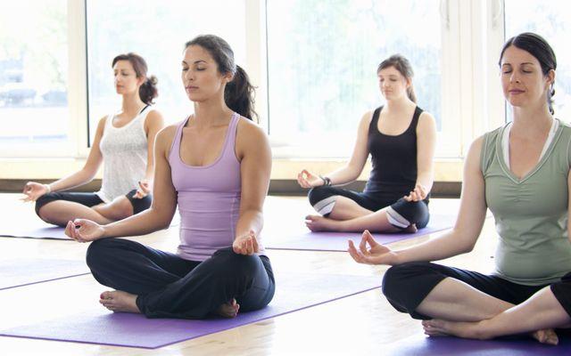 Om Yoga & Rhythm - Trường Chinh