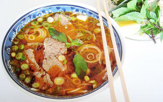 Bún Bò Huế - Huỳnh Thúc Kháng