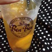 Trà Đào ly