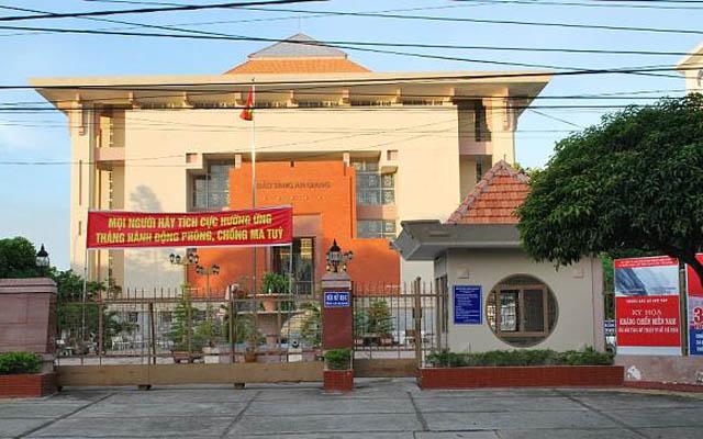 Nhà Bảo Tàng An Giang - Tôn Đức Thắng