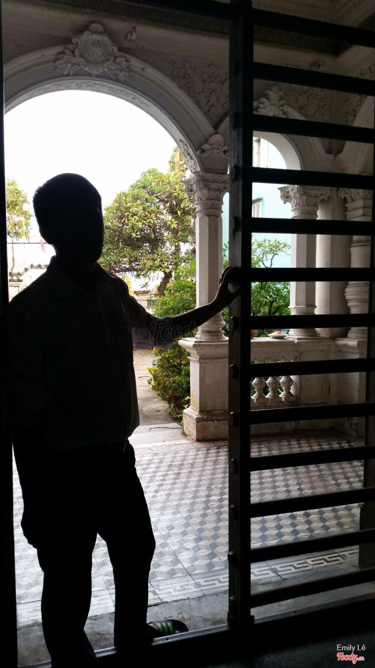 Nhà Cổ Huỳnh Thủy Lê - Nguyễn Huệ ở Đồng Tháp