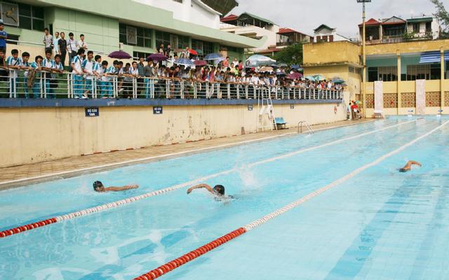 Bể Bơi Bách Khoa - Tạ Quang Bửu