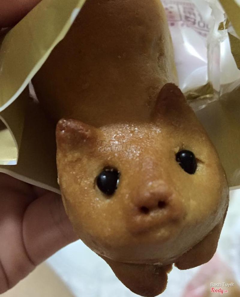 Bánh Trung Thu hình con lợn - 15k