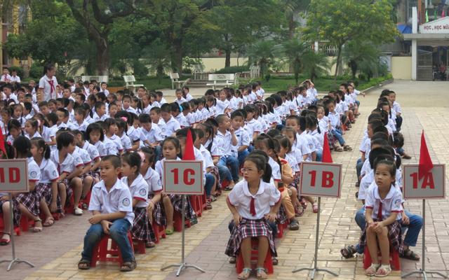 Tiểu Học Minh Khai - Lê Chân