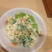 Salad cá ngừ 45k