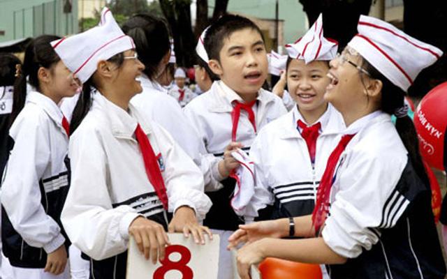 THCS Ngô Quyền - Dư Hàng
