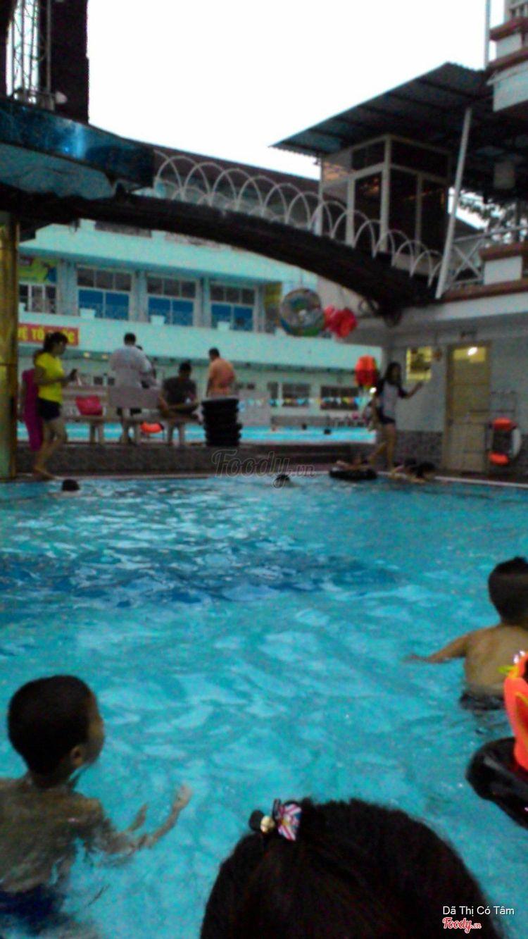 Bể Bơi Thanh Thiếu Nhi - Nguyễn Quý Đức ở Hà Nội
