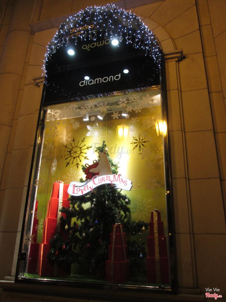 Diamond Plaza Shopping Center ở TP. HCM