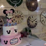 1 bánh kém chuột Micky Gia Linh 7,8,2009,bảo Ngọc 8,8,2012