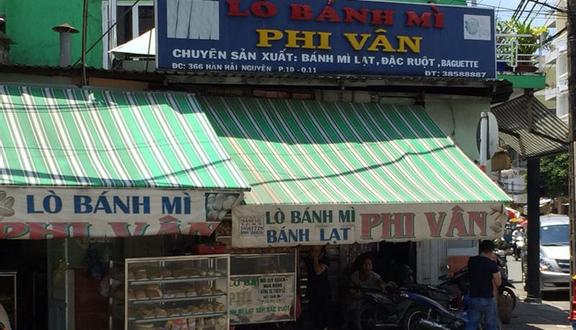 Lò Bánh Mì Phi Vân - Hàn Hải Nguyên