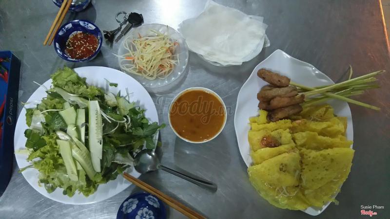 Bánh Xèo & Nem Lụi