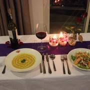 Romantic dinner ( Book in advance)