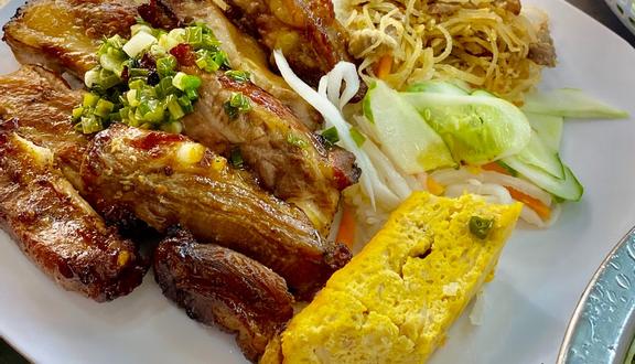 Cơm Tấm Sườn Chéo - Huỳnh Văn Bánh