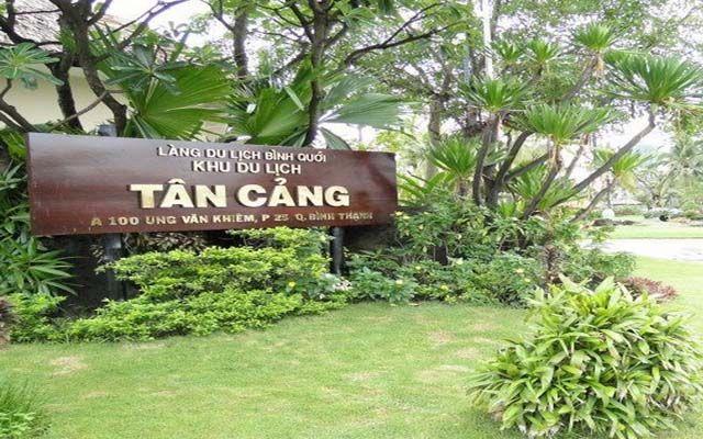 Khu Du Lịch Tân Cảng - Ung Văn Khiêm