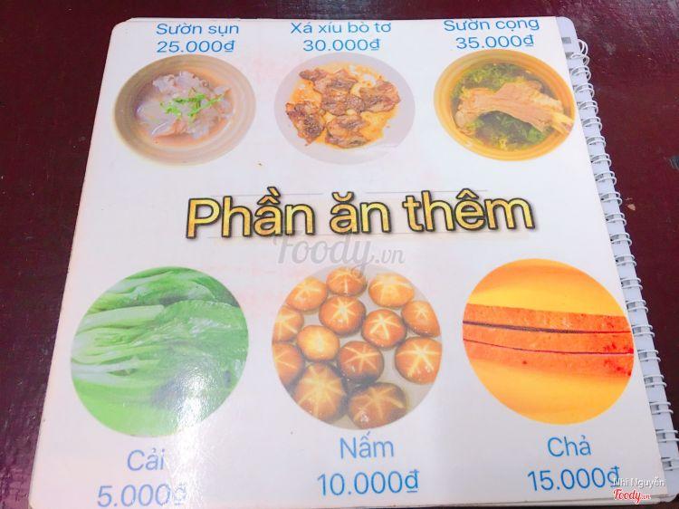 Mì Sườn Bò - Trần Hưng Đạo ở TP. HCM