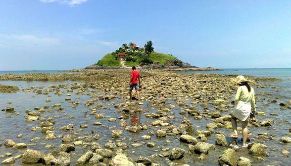 Đảo Hòn Bà - Hàm Tân