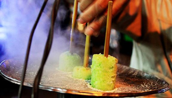Bánh Cuốn Ống - Chợ Đà Lạt