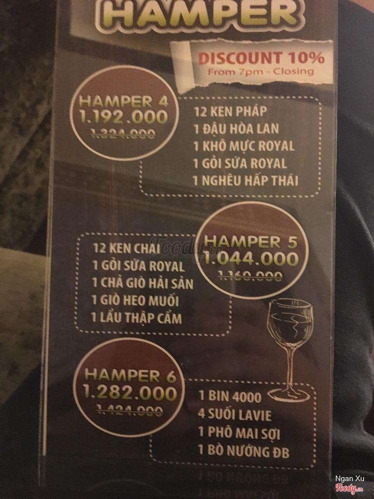 La ROYAL Karaoke - Trương Định ở TP. HCM