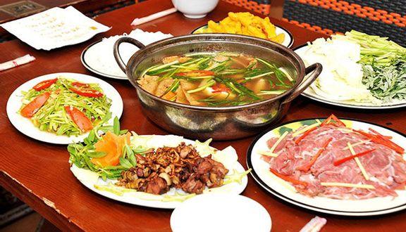 Lẩu Bò Thanh Tâm - Nguyễn Thị Định