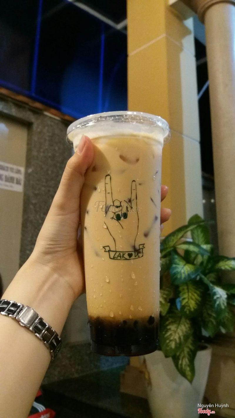 ✌Trà sữa trân châu đường đen Hàn Quốc (20k)