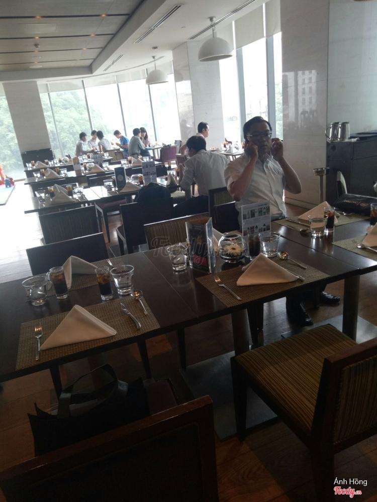 Novotel Hotel - Hai Bà Trưng ở TP. HCM