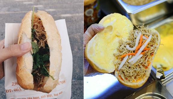 Nhân Ngãi - Bánh Mì Gà - Trần Phú