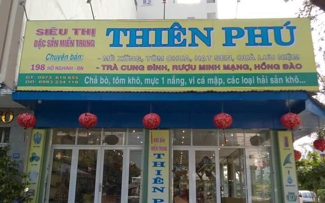 Siêu Thị Đặc Sản Miền Trung Thiên Phú - Hồ Nghinh