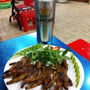 Chân gà nướng<a class='hashtag-link' href='/ho-chi-minh/hashtag/sapporopremiumbeer-188774'>#SapporoPremiumBeer</a>