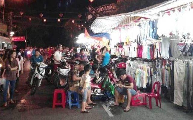Chợ Đêm Ninh Kiều - Cần Thơ