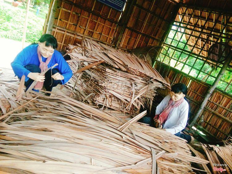 Khu Di Tích Cụ Phó Bảng Nguyễn Sinh Sắc ở Đồng Tháp