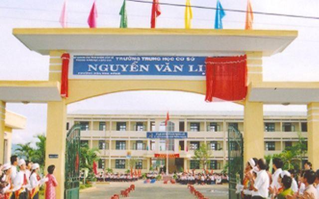 Trường THCS Nguyễn Văn Linh