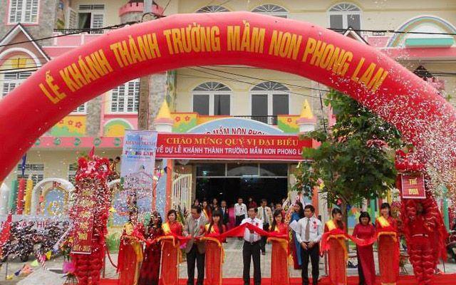 Mầm Non Phong Lan - Đinh Châu