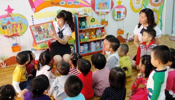 Trường Mầm Non Tư Thục Hồng Phúc