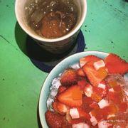 Sữa chua dâu tây