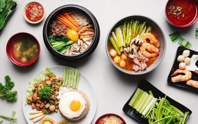 Quán Ăn Maika - Bún Thái & Cơm Trộn