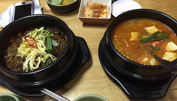 Gimbap Hàn Quốc - Tây Sơn