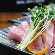 Sashimi cá Ngừ đại dương