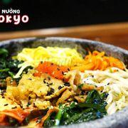Cơm trộn bibimbap Hàn Quốc