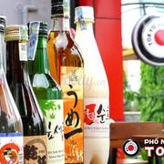 Sake, soju, Makoli