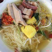 Đây là tô bún cá mình ăn ở Châu Đốc 😋 ngon cựcccccc 👍