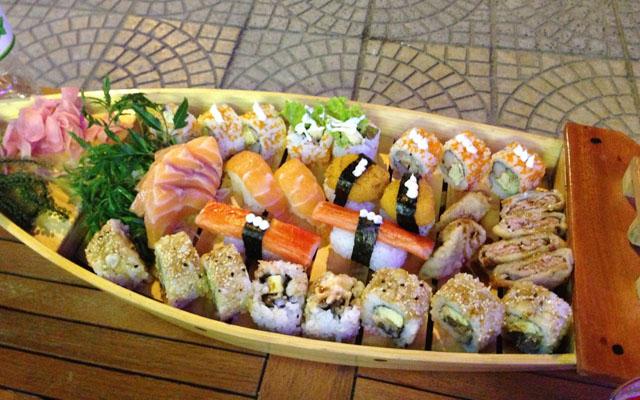 Edo Sushi - Trần Phú