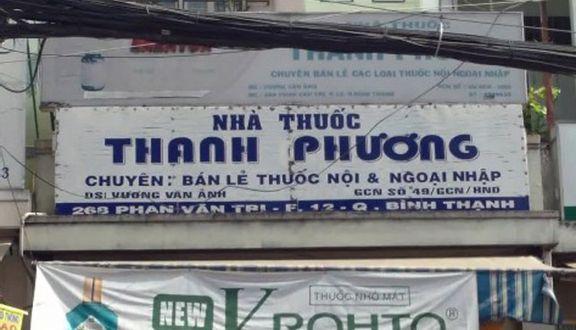 Nhà Thuốc Thanh Phương - Phan Văn Trị