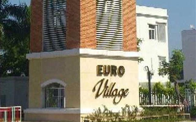Làng Châu Âu - Euro Village