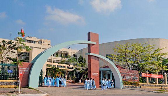Trường THPT Lê Quý Đôn - Vũ Văn Dũng