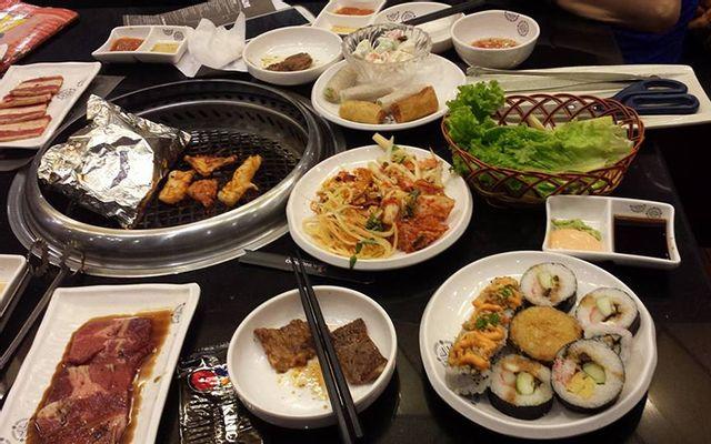 King BBQ Buffet - Cao Thắng