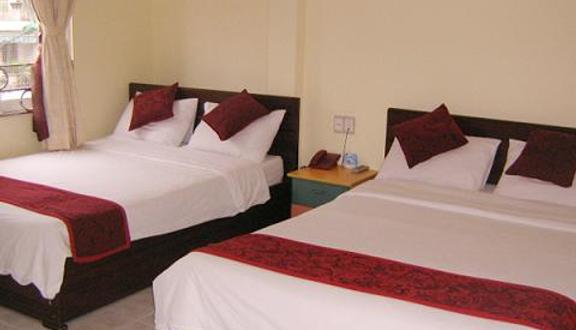 Lam Kinh Hotel - Đại Lộ Lê Lợi